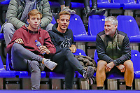 Rotterdam, Netherlands, December 12, 2017, Topsportcentrum, Ned. Loterij NK Tennis, Griekspoor corner<br /> Photo: Tennisimages/Henk Koster