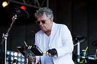 POMPANO BEACH, FL &ndash; JULY 1: Tom Bailey at the Pompano Beach Amphitheater in Pompano Beach, FL. July 1, 2018. <br /> CAP/MPI04<br /> &copy;MPI04/Capital Pictures