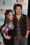 "Kristen Alderson ""Starr"" & Scott Clifton - One Life To Live attends the after party of ABC and SOAPnet's Salutes to Broadway Cares/Equity Fights Aids on March 9, 2009 at the New York Marriott Marquis, New York, NY.  (Photo by Sue Coflin/Max Photos)"