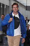 Armie Hammer, May 12, 2013, Tokyo, Japan: Actor Armie Hammer arrives at Narita International airport, Japan to promote 'The Lone Ranger' movie. (Photo by Mooto Naka/AFLO)