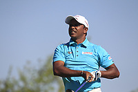 S.S.P Chawrasia (IND) on the 6th tee during Round 1 of the HNA Open De France at Le Golf National in Saint-Quentin-En-Yvelines, Paris, France on Thursday 28th June 2018.<br /> Picture:  Thos Caffrey | Golffile