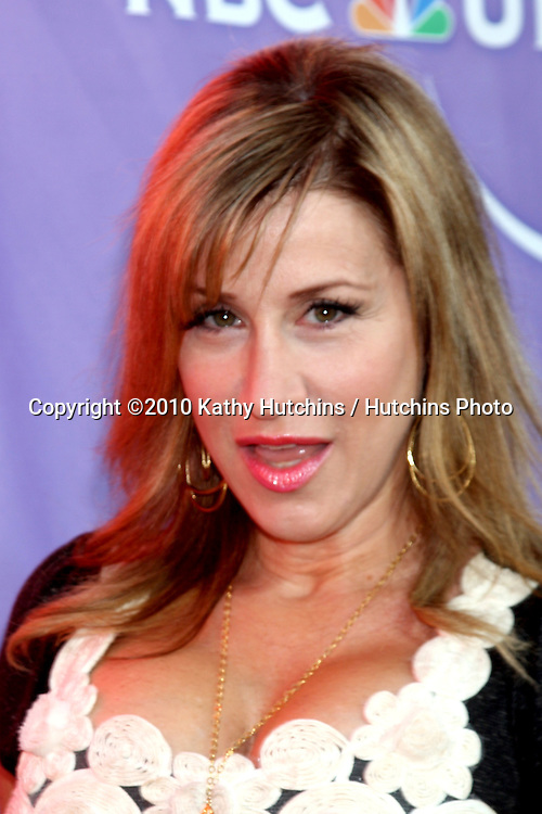 LOS ANGELES - JUL 30:  Lisa Ann Walter arrive(s) at the 2010 NBC Summer Press Tour Party at Beverly Hilton Hotel on July 30, 2010 in Beverly Hills, CA ...