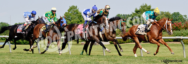 1st time by in The Cape Henlopen Stakes at Delaware Park on 7/12/14