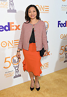 09 March 2019 - Hollywood, California - Adele Lim. 50th NAACP Image Awards Nominees Luncheon held at the Loews Hollywood Hotel.  <br /> CAP/ADM/BT<br /> &copy;BT/ADM/Capital Pictures