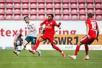 Fin Bartels (SV Werder Bremen) im Zweikampf mit Jean Paul Boetius (FSV Mainz 05), <br /> <br /> Sport: Fussball: 1. Bundesliga:: nphgm001:  Saison 19/20: 33. Spieltag: 1. FSV Mainz 05 vs SV Werder Bremen 20.06.2020<br /> Foto: Neis/Eibner/Pool/via gumzmedia/nordphoto<br /><br />DFB regulations prohibit any use of photographs as image sequences and/or quasi-video.<br />Editorial Use ONLY<br />National and International News Agencies OUT<br />  DFL REGULATIONS PROHIBIT ANY USE OF PHOTOGRAPHS AS IMAGE SEQUENCES AND OR QUASI VIDEO<br /> EDITORIAL USE ONLY<br /> NATIONAL AND INTERNATIONAL NEWS AGENCIES OUT