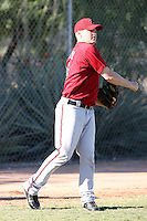 Kevin Munson - Arizona Diamondbacks - 2010 Instructional League.Photo by:  Bill Mitchell/Four Seam Images..
