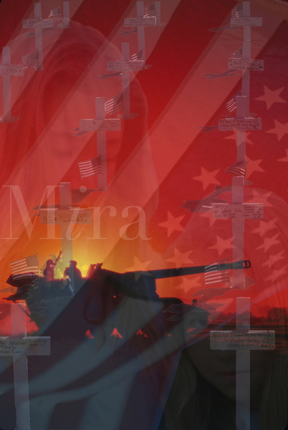 Anti-War Poster..
