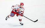 Stockholm 2014-02-24 Ishockey Hockeyallsvenskan Djurg&aring;rdens IF - S&ouml;dert&auml;lje SK :  <br /> S&ouml;dert&auml;ljes Jonas Engstr&ouml;m i aktion <br /> (Foto: Kenta J&ouml;nsson) Nyckelord:  portr&auml;tt portrait