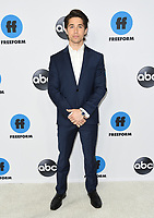 05 February 2019 - Pasadena, California - Brandon Larracuente. Disney ABC Television TCA Winter Press Tour 2019 held at The Langham Huntington Hotel. <br /> CAP/ADM/BT<br /> &copy;BT/ADM/Capital Pictures