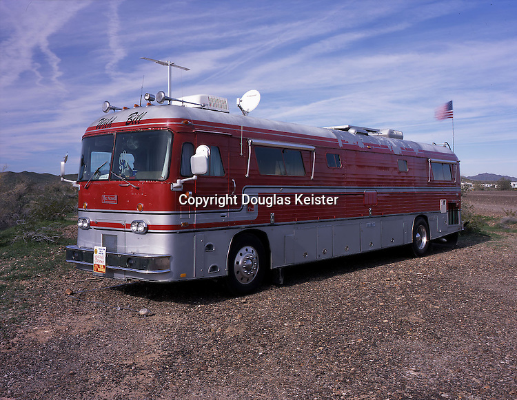 Like many innovative products, the Newell motorhome was born out of dissatisfaction with something else. In 1967, L. K. Newell traveled from Oklahoma to the Streamline factory in El Monte, California, to take delivery of a new Streamline motorhome. The Streamline company had been manufacturing travel trailers since the mid-1950s and had recently moved into motorhome manufacturing. Their Streamline motorhome was regarded as a top-of-the-line product, and Newell had high expectations for his acquisition. A couple weeks after taking possession of his new vehicle, Newell went back to the factory to have some modifications made. While the work was being done, he engaged in some lively conversations with the Streamline designers and suggested ways to improve the vehicle. During one of the heated conversations, someone asked Newell that if he thought he was so smart why didn&rsquo;t he just make his own motorhome. Newell took the challenge to heart and within a few hours struck a deal. He took charge of the motorhome-manufacturing arm of the Streamline company. <br />