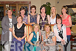 Nurses from Kerry who trained in Old Chapel Hospital, Essex over thirty years ago at their reunion in the Killarney Plaza Hotel Saturday night front row l-r: Catherine Holden, Maura Deegan, Carolyn Barrett, Susan Folen. Back row: Mairead O'Brien, Martha Mulvihill, Yvonne Egan, Bridget Hayes, Lynne Brookes and Bernie Quille .