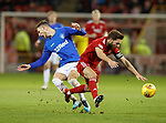 06.02.2019 Aberdeen v Rangers: Graeme Shinnie and Borna Barisic