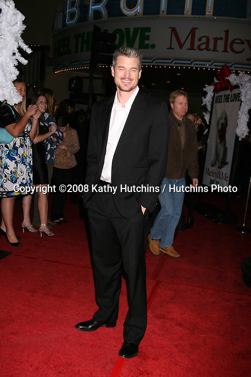 "Eric Dane arriving at the ""Marley & Me"" World Premiere at the Mann's Village Theater  in Westwood, CA  on December 11, 2008.©2008 Kathy Hutchins / Hutchins Photo....                ."