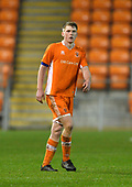 04/12/2018 FA Youth Cup 3rd Round Blackpool v Derby County<br /> <br /> Will Avon