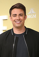 08 May 2019 - Hollywood, California - Jonathan Bennett. &quot;The Hustle&quot; Los Angeles Premiere held at the ArcLight Cinerama Dome. <br /> CAP/ADM/FS<br /> &copy;FS/ADM/Capital Pictures