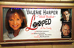 """Opening Night Theatre Marquee.taking a bow at the Broadway Opening Night Curtain Call for """"Looped"""" starring Valerie Harper at the Lyceum Theatre in New York City..March 14, 2010.© Walter McBride /  ."""