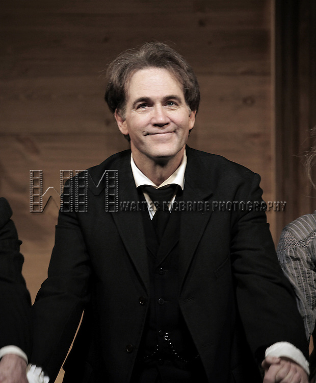 Boyd Gaines during the Broadway Opening Night Performance Curtain Call for  'An Enemy of the People' at the Samuel J. Friedman Theatre in New York. Sept. 27, 2012
