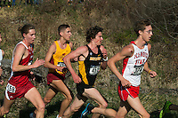 Mizzou senior Drew White (Festus High School) runs to a 33rd-place finish in the men's 10k race at the 2016 NCAA Division I Cross Country Midwest Regional in Iowa City, Ia. White was in the top 25-All-Region contention before dropping back late in the race. White finished in 31:01, and was the second Missouri native finisher, leading the Tigers to a 10th-place finish in the 33 team field.