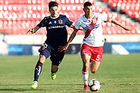 Futbol 2019 1A Universidad de Chile vs Curicó Unido