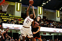 2016 Slam Dunk Boys basketball Final: Mamaroneck vs Iona Prep - 122916