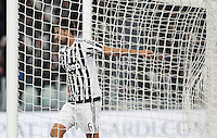 Calcio, Serie A: Juventus vs Sassuolo. Torino, Juventus Stadium, 11 marzo 2016. <br /> Juventus' Sami Khedira reacts during the Italian Serie A football match between Juventus vs Sassuolo, at Turin's Juventus Stadium, 11 March 2016.<br /> UPDATE IMAGES PRESS/Isabella Bonotto