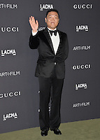 LOS ANGELES, CA. October 29, 2016: Psy at the 2016 LACMA Art+Film Gala at the Los Angeles County Museum of Art.<br /> Picture: Paul Smith/Featureflash/SilverHub 0208 004 5359/ 07711 972644 Editors@silverhubmedia.com
