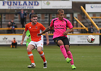 Photographer Rachel Holborn/CameraSport<br /> <br /> Pre-Season Friendly - Southport v Blackpool - Saturday 15th July 2017 - Merseyrail Community Stadium - Southport<br /> <br /> World Copyright &copy; 2017 CameraSport. All rights reserved. 43 Linden Ave. Countesthorpe. Leicester. England. LE8 5PG - Tel: +44 (0) 116 277 4147 - admin@camerasport.com - www.camerasport.com