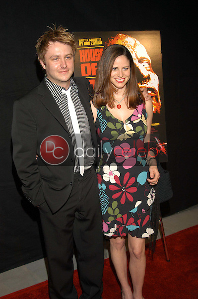 Chris Hardwick and Andrea Savage