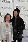 Sharon Cohen & Verg Wang at the 2012 Skating with the Stars  - a benefit gala for Figure Skating in Harlem celebrating 15 years on April 2, 2012 at Central Park's Wollman Rink, New York City, New York.  (Photo by Sue Coflin/Max Photos)