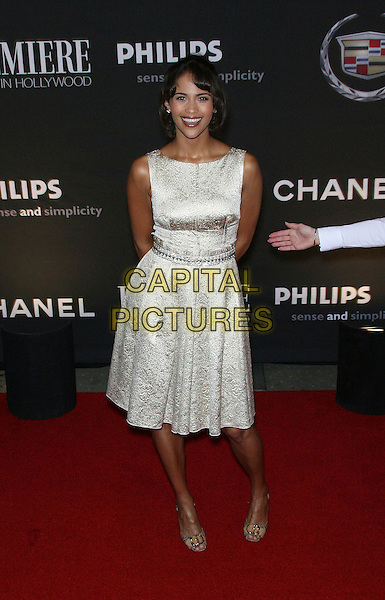 PAULA PATTON.The 13th Annual Premiere Women in Hollywood - Arrivals held at the Beverly Hills Hotel, Beverly Hills, California, USA, 20 September 2006..full length white dress.Ref: ADM/ZL.www.capitalpictures.com.sales@capitalpictures.com.©Zach Lipp/AdMedia/Capital Pictures.