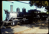 3/4 view K-27 #464 (mostly side view)<br /> D&amp;RGW  Knotts Berry Farm, Buena Park, CA