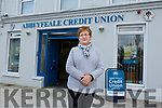 Margaret Collins retiring at the end of December from the Abbeyfeale Credit Union after 31 years