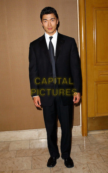 RICK YUNE.attends The Time to Give Gala Benefiting the Afghanistan World Foundation held at the St. Regis Hotel in Century City .02/12/03.full length, full-length.www.capitalpictures.com.sales@capitalpictures.com.©Capital Pictures.
