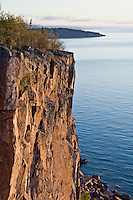 The Palisade Head and Shovel Point along Minnesota North Shore.