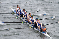 Crew: 24  Canford Sch  Event: School 1st eights<br /> <br /> Schools' Head of the River 2017<br /> <br /> To purchase this photo, or to see pricing information for Prints and Downloads, click the blue 'Add to Cart' button at the top-right of the page.