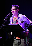 """Chris Dwan during the New York Musical Festival production of  """"Alive! The Zombie Musical"""" at the Alice Griffin Jewel Box Theatre on July 29, 2019 in New York City."""