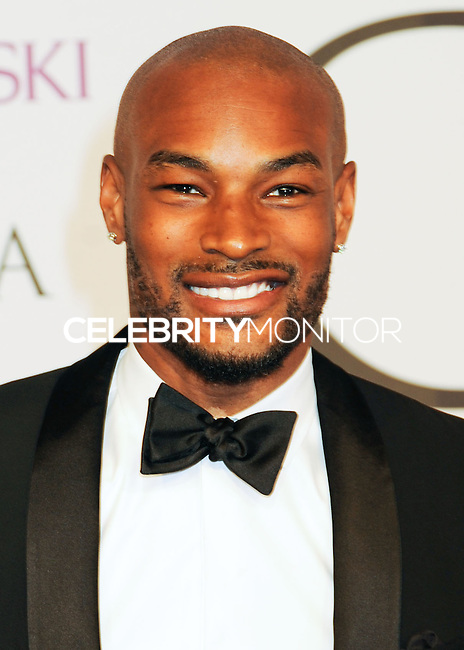 NEW YORK CITY, NY, USA - JUNE 02: Tyson Beckford arrives at the 2014 CFDA Fashion Awards held at Alice Tully Hall, Lincoln Center on June 2, 2014 in New York City, New York, United States. (Photo by Celebrity Monitor)