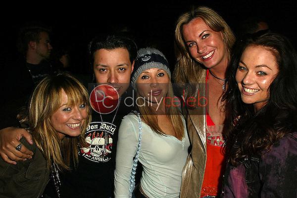 Anise Labrum, Efren Ramirez, E.G. Daily, Kristen Kirchner and Lindsey Labrum