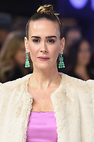 "Sarah Paulson<br /> arriving for the ""Glass"" premiere at the Curzon Mayfair, London<br /> <br /> ©Ash Knotek  D3470  09/01/2019"