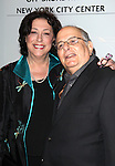 Lynne Meadow & Alfred Uhry attending the Broadway Opening Night Performance of 'An Enemy of the People' at the Samuel J. Friedman Theatre in New York. Sept. 27, 2012