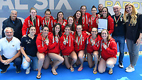 Plebiscito Padova 2a classificata <br /> Catania 12-05-2019 Piscina Plaia  <br /> Campionato Italiano Final Six Unipolsai <br /> Pallanuoto Donne <br /> Finale 3/4 Posto  <br /> Plebiscito Padova - Rapallo Pallanuoto <br /> Foto Andrea Staccioli/Deepbluemedia/Insidefoto
