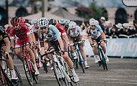 Romain Bardet (FRA/AG2R-La Mondiale) racing the Champs-Elysées<br /> <br /> 104th Tour de France 2017<br /> Stage 21 - Montgeron › Paris (105km)