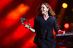© Joel Goodman - 07973 332324. 06/08/2017 . Macclesfield , UK . BELINDA CARLISLE performs at The Rewind Festival , celebrating 1980s music and culture , at Capesthorne Hall in Siddington . Photo credit : Joel Goodman