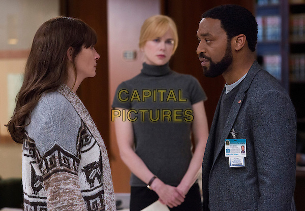 Secret in Their Eyes (2015) <br /> Julia Roberts, Nicole Kidman, Chiwetel Ejiofor<br /> *Filmstill - Editorial Use Only*<br /> CAP/FB<br /> Image supplied by Capital Pictures