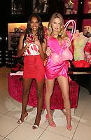7 February 2019 - Los Angeles, California - Jasmine Tookes And Romee Strijd. Victoria's Secret Angels Jasmine Tookes And Romee Strijd Celebrate Valentines Day held at Victoria's Secret Beverly Center. Photo Credit: Faye Sadou/AdMedia