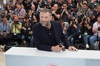 VINCENT CASSEL - PHOTOCALL DU FILM 'JUSTE LA FIN DU MONDE' - 69EME FESTIVAL DU FILM DE CANNES