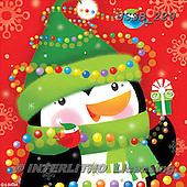 Sarah, CHRISTMAS ANIMALS, WEIHNACHTEN TIERE, NAVIDAD ANIMALES, paintings+++++Penguin-13-B,USSB220,#xa# ,penguins