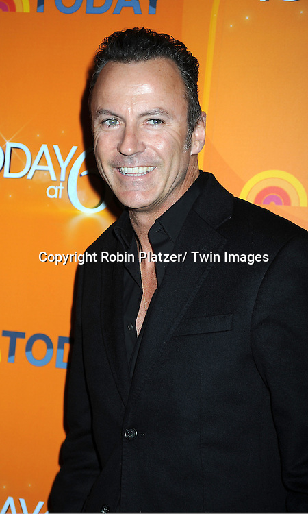 Colin Cowie attends The Today Show's 60th Anniversary celebration party on January 12, 2012 at The Edison Ballroom in New York City.