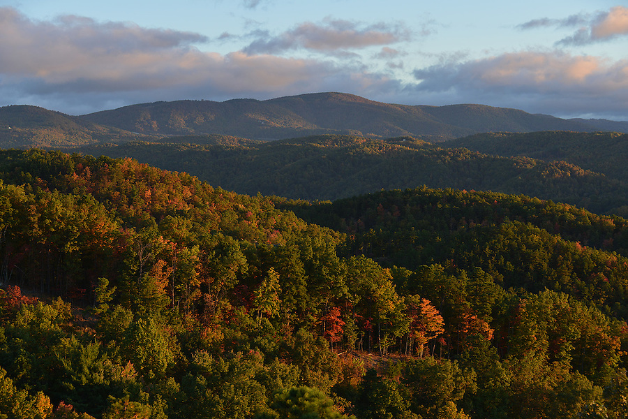 Scenic, lifestyle, and architectural images of Blue Ridge Mountain Club, an authentic mountain community in Western North Carolina's High Country.