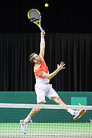 Rotterdam, Netherlands, 9 februari, 2019, Ahoy, Tennis, ABNAMROWTT, Krajicek/Sitak Photo: Henk Koster/tennisimages.com